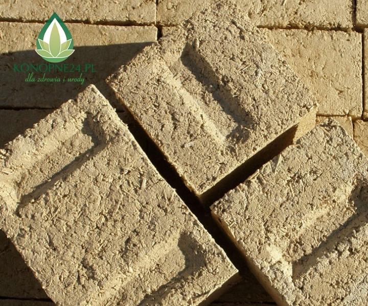 cegły konopne