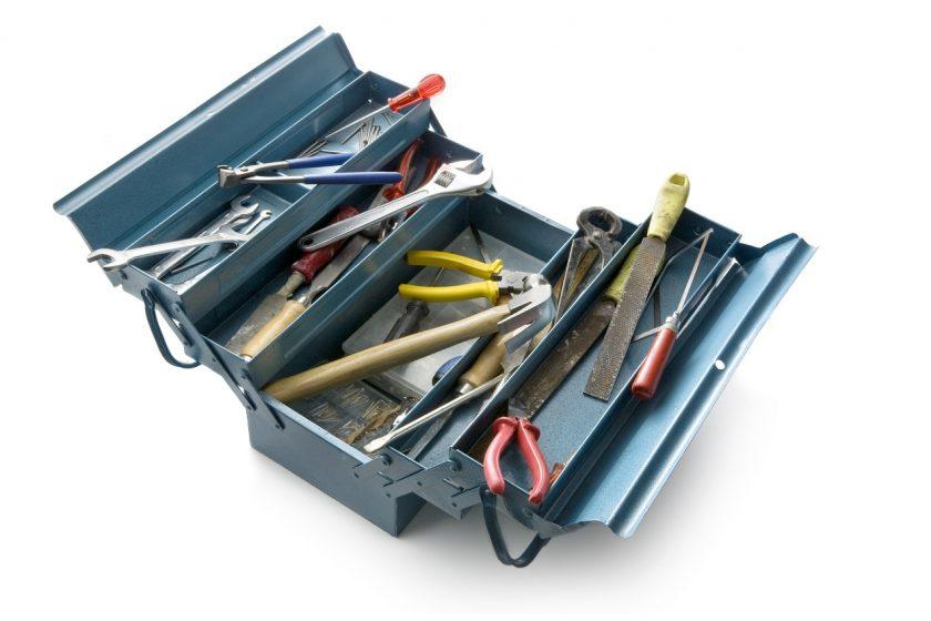 skrzynia na narzędzia