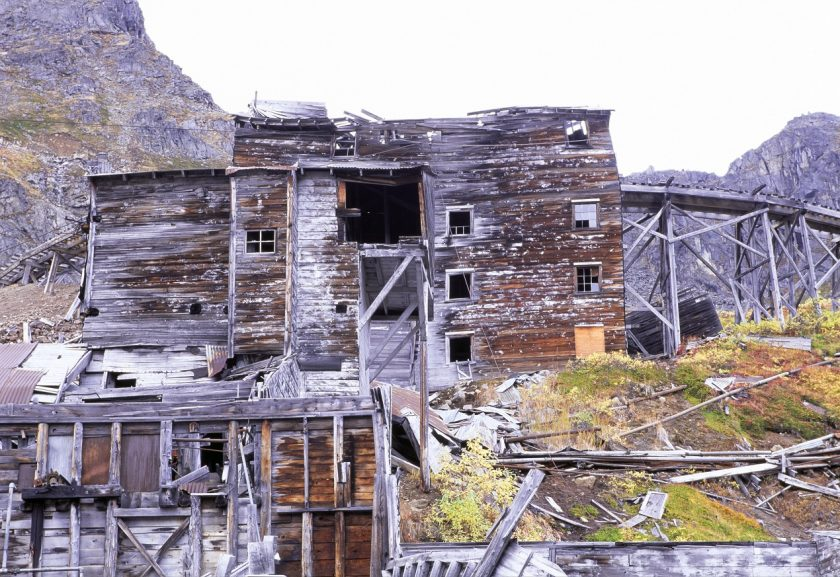 szkody górnicze